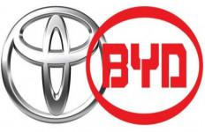 Toyota dan BYD Sepakat Kembangkan Kendaraan Listrik - JPNN.com