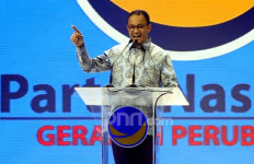 NasDem Anggap Anies Baswedan Lagi Naik Daun, Jokowi Sudah Selesai - JPNN.com
