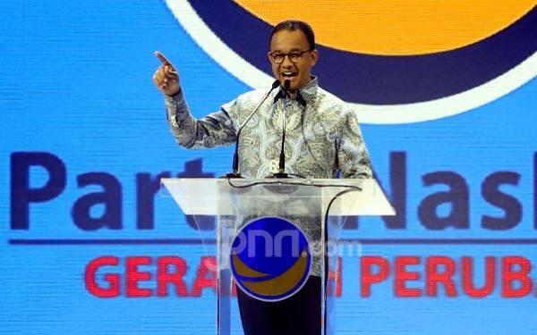 Biasanya Presiden yang Pidato Pembukaan Kongres Partai, NasDem Pilih Anies - JPNN.com