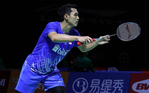Ini Penyebab Kekalahan Jojo di Perempat Final Fuzhou China Open 2019 - JPNN.com