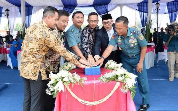 Resmikan Masjid Megah di Kesatrian Marinir, Kasal: Semoga Tambah Khusyuk Dalam Beribadah - JPNN.com