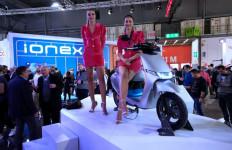 Kymco i-One DX Tampil Elegan dengan Jarak Tempuh 90 Km - JPNN.com