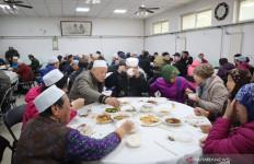 Muslim Tiongkok Rayakan Maulid Nabi di Masjid Berusia Dua Abad - JPNN.com