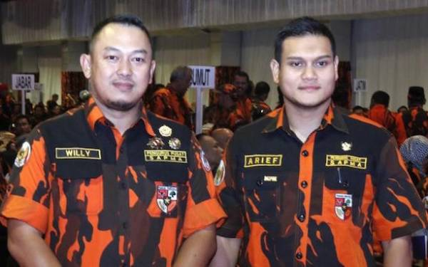 Arief: Saya Bangga jika Kader Terbaik Pemuda Pancasila Bamsoet Terpilih jadi Ketum Golkar - JPNN.com