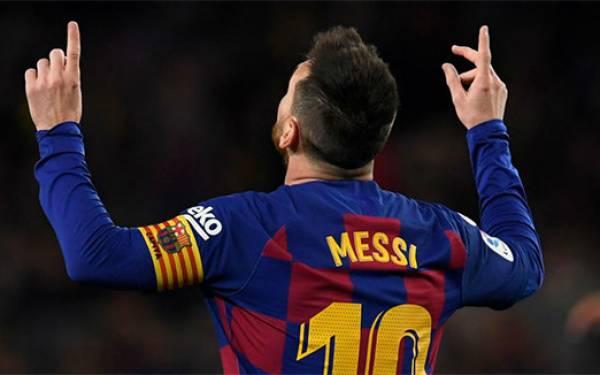 Akhirnya Lionel Messi Menyamai Rekor Cristiano Ronaldo, Bisa Lebih - JPNN.com