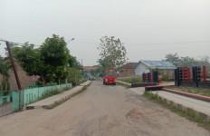 Kabut Asap di Waykanan Lampung Kian Pekat - JPNN.com