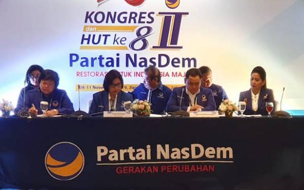 Penanganan Sampah Plastik Jadi Rekomendasi Politik Kongres Partai Nasdem - JPNN.com