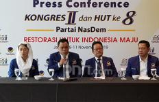 Megawati Diundang ke Acara HUT NasDem, Prabowo? - JPNN.com