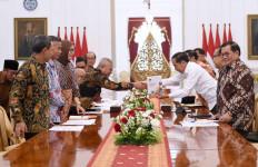 KPU Sampaikan Fakta Pemilu ke Jokowi - JPNN.com