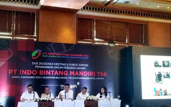 Indo Bintang Mandiri Tawarkan 25 Persen Saham Ke Publik - JPNN.com