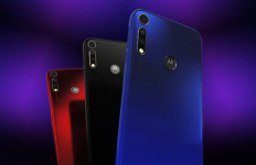 Seri Terbaru Moto G8 Diperkuat 3 Kamera Belakang - JPNN.com