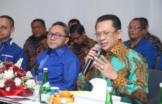Gelar Silaturahmi Kebangsaan, Pimpinan MPR RI Sambangi DPP PAN - JPNN.com