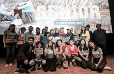 Jelang Rilis Film Senior, Ratusan Peserta Ikuti Lomba Vlog #ilovemysenior - JPNN.com