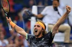 ATP Finals: Tsitsipas Hajar Medvedev, Zverev Pukul Nadal - JPNN.com