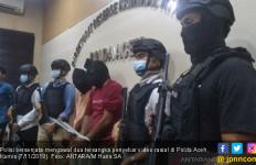 Direskrimsus Polda Aceh: Pimpinan dan Ajudannya Sudah Ditangkap - JPNN.com