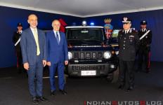 Kemampuan Suzuki Jimny Jadi Andalan Polisi Militer Italia - JPNN.com