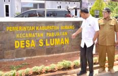 Wakil Menteri Kunjungi Desa Siluman, Jaraknya Cuma 90 KM dari Jakarta - JPNN.com
