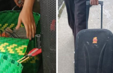 Polisi Sita Sejumlah Barang dari Rumah Pelaku Bom Bunuh Diri di Mapolrestabes Medan - JPNN.com