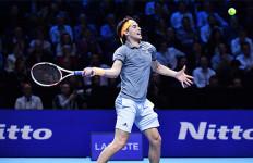 Setelah Federer, Giliran Djokovic jadi Korban Dominic Thiem di ATP Finals - JPNN.com