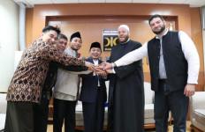 FPKS Sambut Kunjungan Ketua Dewan Imam Nasional Australia - JPNN.com