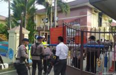 Mapolrestabes Medan Dijaga Ketat Pascabom Bunuh Diri - JPNN.com