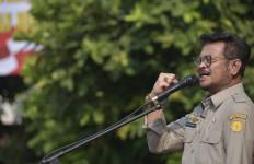 Strategi Mentan SYL Dalam Mencegah Alih Fungsi Lahan Pertanian - JPNN.com