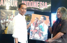 Presiden Jokowi Sangat Terkesan dengan Foto Ini - JPNN.com
