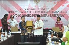 Pujian Bang Togi Stafsus BPIP untuk Jasa Sultan Syarif Kasim II bagi RI - JPNN.com