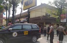 GP Ansor: Bom Mapolrestabes Medan Balas Dendam ISIS - JPNN.com
