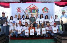 Pusjarah TNI Gelar Lomba Lukis SMA Tingkat Nasional - JPNN.com