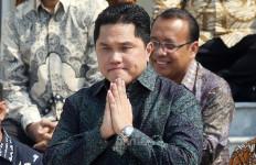 Jawaban Erick Thohir saat Ditanya Status Ahok sebagai Mantan Napi - JPNN.com