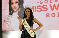 Si Cantik Asal Jambi Siap Harumkan Indonesia di Miss World 2019 - JPNN.com