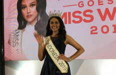 Princess Megonondo Berjuang demi Indonesia di Miss World 2019 - JPNN.com
