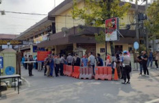5 Teroris yang Ditangkap Densus 88 Terkait Teror Bom di Polrestabes Medan - JPNN.com