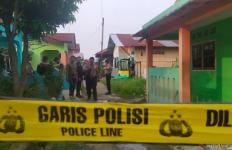 Pengakuan Istri Pelaku Peledakan Bom Medan - JPNN.com