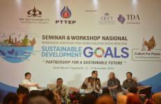 Akhiri Rangkaian Roadshow SDGs, PTTEP Indonesia dan Universitas Trisakti Serahkan Donasi - JPNN.com