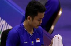 Hong Kong Open 2019: Meski Sempat Mimisan, Ginting Tembus Perempat Final - JPNN.com