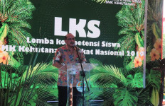 Gelar LKS, KLHK Berharap Bisa Ciptakan Rimbawan Unggul - JPNN.com