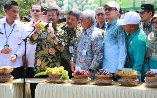 Mentan Syahrul Dukung Pengembangan dan Ekspor Buah Indonesia