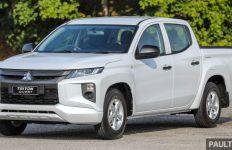 Mitsubishi Triton Facelift Bisa Tampung Barang Lebih Banyak - JPNN.com