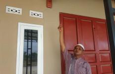 Dinding Rumah Warga Retak Dampak Proyek Tol Serang-Panimbang - JPNN.com