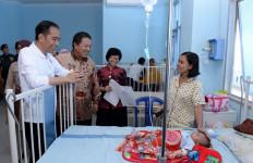 Jokowi: Ini Kunjungan Mendadak, Saya Enggak Beri Tahu Siapa pun - JPNN.com