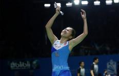 Ratchanok Intanon Wanita Berpakaian Terbaik, Chen Yu Fei Kesandung dan Nyaris Jatuh - JPNN.com