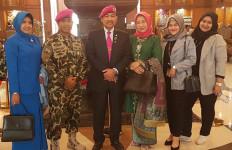 Wakil Ketua DPD RI Nono Sampono Hadiri Peringatan HUT ke-74 Korps Marinir - JPNN.com