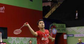 Hong Kong Open 2019: Duel Ginting Vs Jojo Berakhir Dramatis Setelah 81 Menit