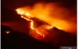 Ratusan Personel Dikerahkan Untuk Padamkan Kebakaran Hutan di Gunung Lawu