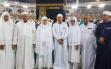 La Nyalla Mattalitti dan Puan Maharani Bersilahturahmi di Tanah Suci