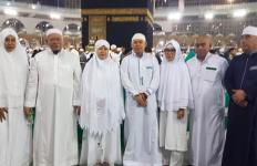La Nyalla Mattalitti dan Puan Maharani Bersilahturahmi di Tanah Suci - JPNN.com