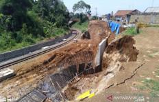 Penyebab Longsor Proyek Jalur Ganda KA Bogor-Sukabumi - JPNN.com