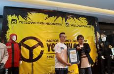 Yellowcorn Ramaikan Pasar Apparel dan Riding Gears di Indonesia - JPNN.com